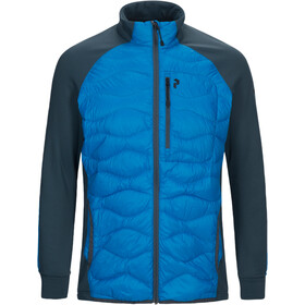 Peak Performance Helium Hybrid Jacket Herr blue bird